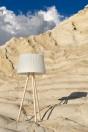MyYour Agata Wood vloerlamp